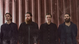 Manchester Orchestra Offer Another New Album Preview With The Groovy Rocker 'Keel Timing'