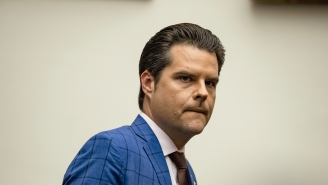 Trump Put Out A Two-Sentence Press Release Offering A Hilariously Lame Defense Of Matt Gaetz
