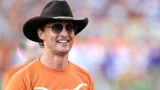 Matthew McConaughey Is Giving 'Serious Consideration' To Running For Office, Y'All