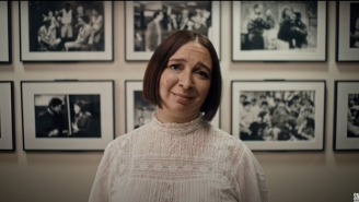 Maya Rudolph Sent Up Her Return To 'SNL' With A Parody Of 'The Shining,' With A Little Help From Some Old Colleagues