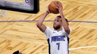 Michael Carter-Williams Spent Nearly $3,000 On A Top Shot Of A Dunk From His NBA Debut
