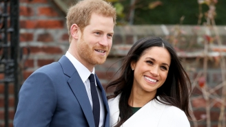 Meghan Markle's 'Suits' Co-Star Patrick Adams Is Trashing The British Monarchy In Her Defense