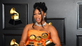Megan Thee Stallion Shuts Down Rumors That The Grammys Are 'Rigged'