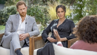 CBS's Interview With Meghan Markle And Prince Harry Was Wildly Expensive And Apparently Worth Every Penny