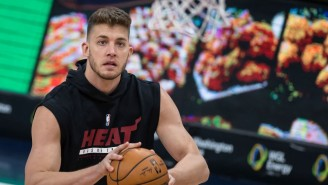 Meyers Leonard Used A Horrific Anti-Semitic Slur During A Twitch Stream