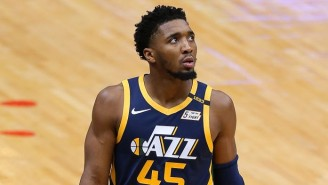 Donovan Mitchell Went Off On How The Jazz 'Continually Get Screwed' By The Refs