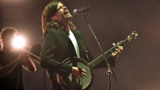 Mumford And Sons' Winston Marshall Announces A Leave Of Absence To 'Examine My Blindspots'
