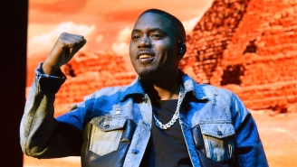 Nas Shares His Opinion On Today's Rappers: 'There's No One Keeping Me Up At Night'