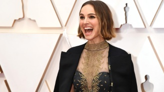 Natalie Portman Will Make Her First Foray Into TV With Lupita Nyong'o Apple's 'Lady In The Lake'