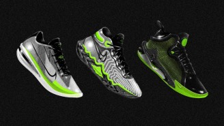 Nike Unveiled Their New 'Greater Than' Series Of Basketball Shoes
