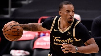 The Raptors Reportedly Have 'A Dozen Or So' Teams Trying To Trade For Norman Powell