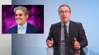 Geraldo Rivera's Long-Time Feud With 'Self-Righteous Punk' John Oliver Now Involves Meghan McCain