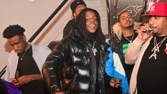 OMB Peezy Was Reportedly Arrested In Connection With The Roddy Ricch And 42 Dugg Video Shooting