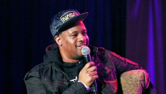 Open Mike Eagle Laces Up His 'Gold Gloves' For Battle On Mello Music Group's New Compilation