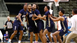 Oral Roberts Stunned Florida To Become The Second 15-Seed In History To Make The Sweet 16