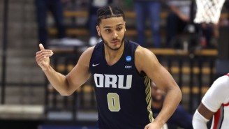 Oral Roberts Shocked Ohio State In The First Round Of The 2021 NCAA Tournament