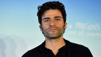 It Sure Looks Like Oscar Isaac's 'Moon Knight' Fight-Training Is Coming Along In A New Video