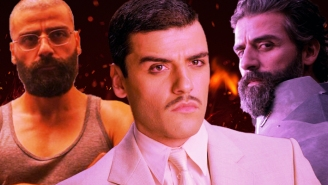 Oscar Isaac Performances Ranked On The 'Thirst Trap Scale'