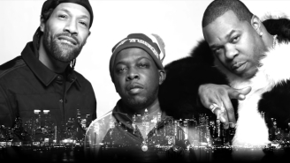 Phife Rules The City In His Posthumous 'Nutshell Pt 2' Video With Busta Rhymes And Redman