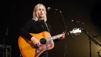 Phoebe Bridgers Facepalms As Her Mom Shares A Gallery Of Childhood Photos Of Her
