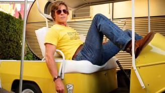 Brad Pitt, Oscar-Winning Fake Stuntman, Is Now Doing '95 Percent' Of His Own Stunts In 'Bullet Train'