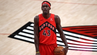 Report: Pascal Siakam's Spat With Nick Nurse 'Got Personal' And He Feels He's Been 'Unfairly Singled Out' This Season