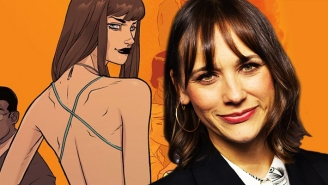 Rashida Jones' Side Hustle Is Writing Feminist Comic Books