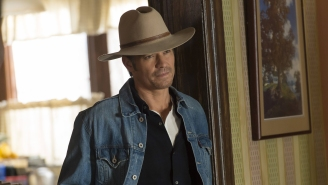 'Justified' Star Timothy Olyphant May Play Raylan Givens Again In An FX Series Based On An Elmore Leonard Novel