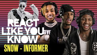 "New Artists React To Snow ""Informer"""