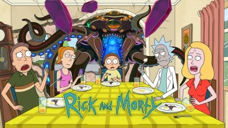 'Rick And Morty' Goes All In With 'Voltron' And 'Blade' References In Adult Swim's Season 5 Trailer