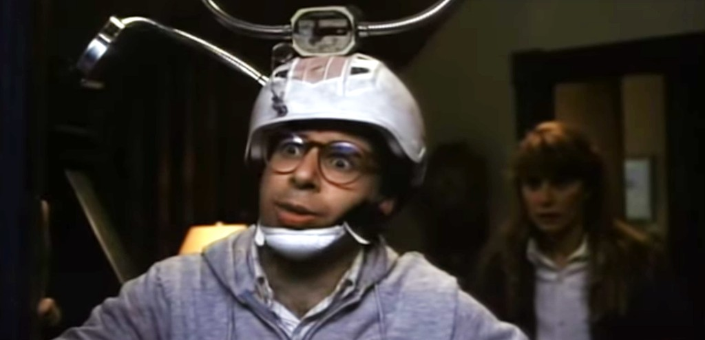 Some FBI Images Of A Capitol Rioter Had A Lot Of People Joking It's Rick Moranis