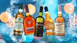 Scotch Whiskies Under $75 That Are Perfect For Sipping On The Rocks