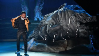 Roddy Ricch's Grammys Performance Of 'The Box' Was Literally Epic