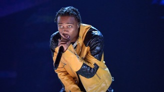 Roddy Ricch Clarifies The Grammy Comments He Directed At Kanye West Last Year