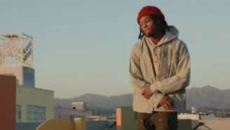 Saba Balances Reflection And Optimism In His Video For 'Ziplock/Rich Don't Stop'