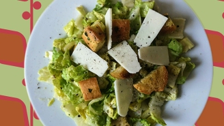 Make Our Caesar Salad At Home And You'll Never Order It Off A Menu Again