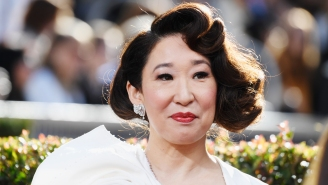 'I Am Proud To Be Asian': Sandra Oh Gave A Passionate Speech At A 'Stop Asian Hate' Rally