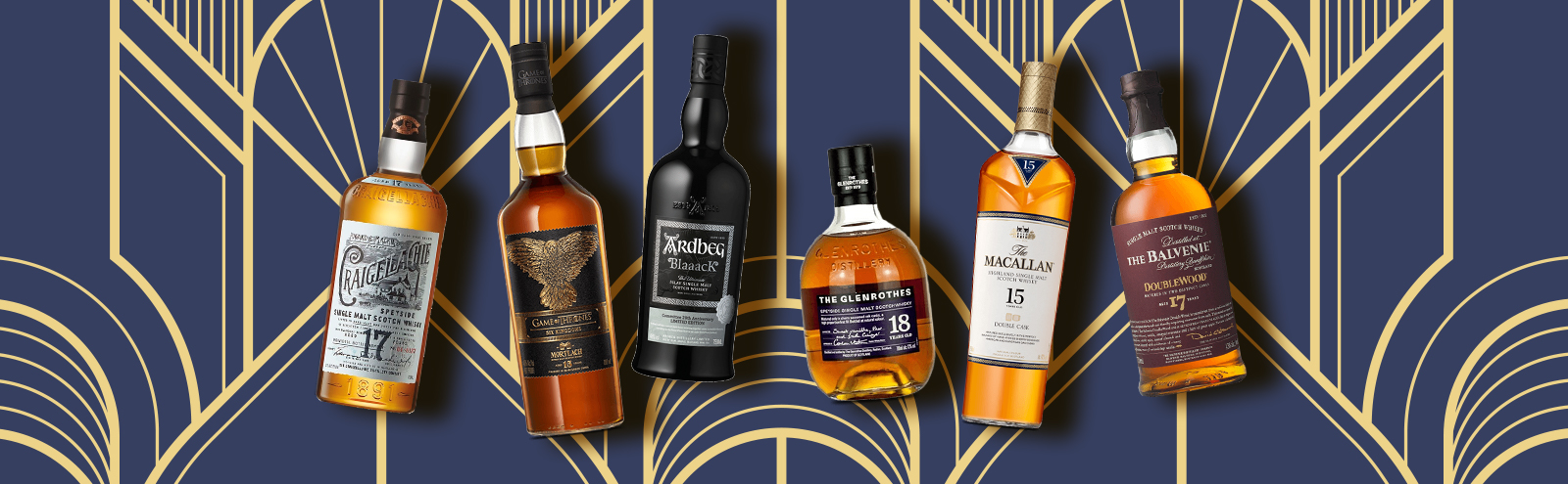 The Best Bottles Of Scotch Whisky Between $150-$200