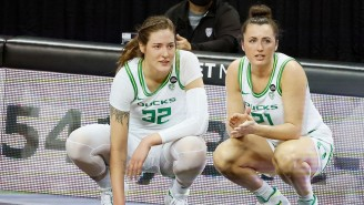 Oregon's Sedona Prince Proved Why The NCAA's 'Space' Excuse For The Women's Weight Room Was Ridiculous
