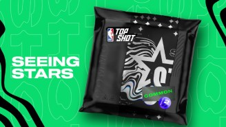 NBA Top Shot Announced A Series Of NBA All-Star Game Pack Drops