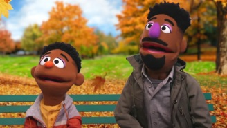 'Sesame Street' Is Introducing Two New Black Muppets To Teach Children About Race