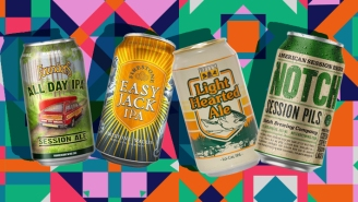 Our Favorite Session Beers For Spring 2021