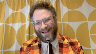 Seth Rogen Once Got So High Off An Edible That Bryan Cranston Wondered If He Was Alright