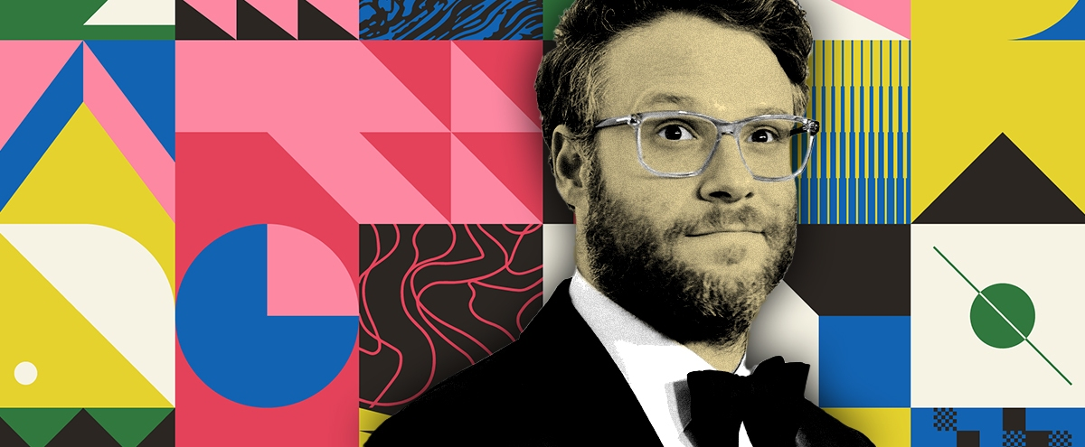 No One Has Been More Productive In Quarantine Than Seth Rogen
