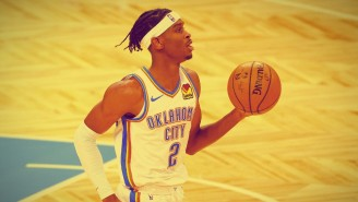 Shai Gilgeous-Alexander Has Quietly Become One Of The NBA's Elite Shotmakers