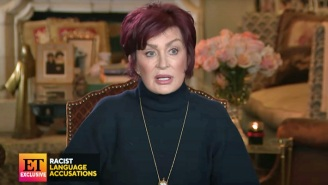 Sharon Osbourne Is Denying Allegations Of Racism And Claims She Was 'Set Up' As A 'Sacrificial Lamb' On 'The Talk'