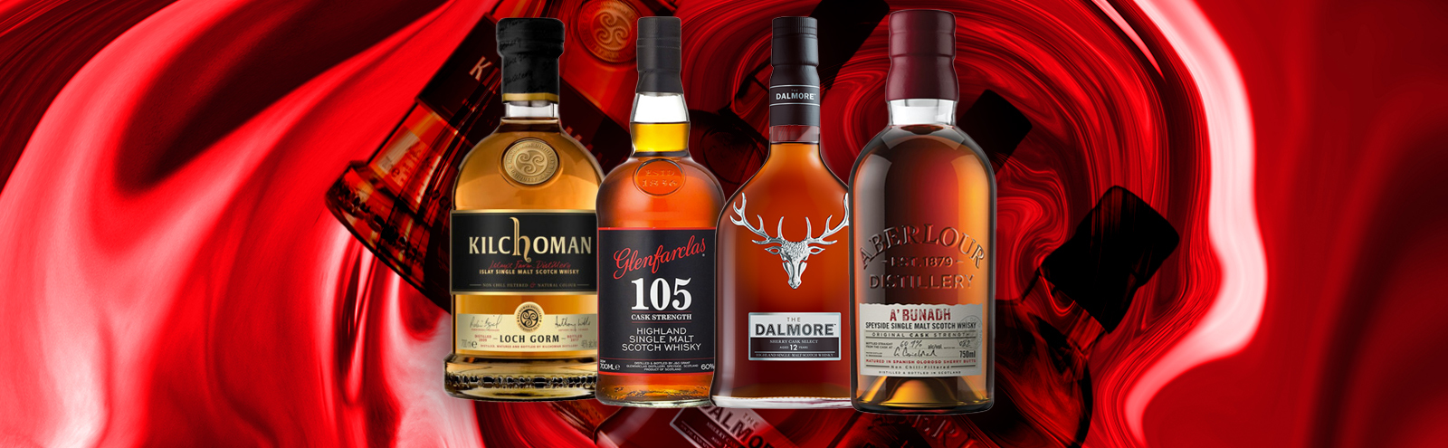 The Best Scotch Whiskies For Fans Of 'Sherry Bombs'