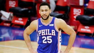 Ben Simmons Fired Back At The Wizards Announcer For Calling Him The NBA's 'Most Overrated Player'