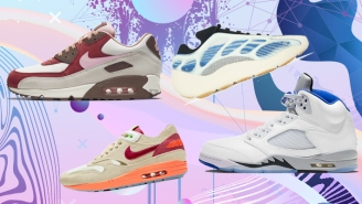 SNX DLX: Featuring Glow In The Dark Yeezys, The Air Max 90 Bacon, & A CLOT Nike Collaboration