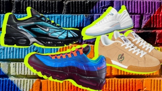 SNX DLX: Featuring The Return Of The Nike Air Tuned Max And The Coral Studios Air Max 95